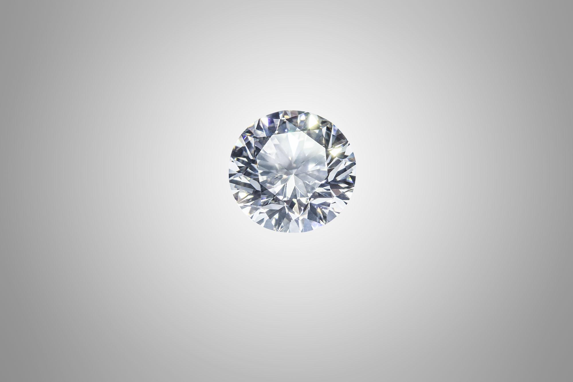 diamante certificato roma